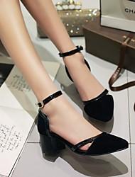 Women's Shoes Low Heel Round Toe  Pumps Shoes More Colors available