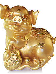 The pig piggy bank