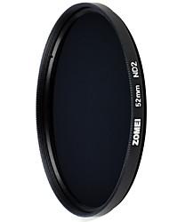 zomei 52 milímetros ND2 1 paragem nd densidade neutra filme digital de filtro da lente da câmera