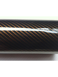 2D Carbon Fiber Car Wrapping Film Automobile  Modified Film Car Wrapping Film Car Stickers Size:1M*1.52M