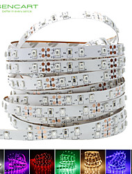 250cm 30w 300x3528smd chaud blanc froid / rouge / jaune / bleu clair / vert / lampe LED de bande pour la voiture / auto-adhésif (12V DC)