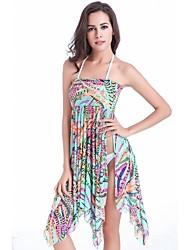 Free Shipping Beach To Home To Street Multi Way Beach Wear 2015 Mesh Made Convertible Infinite Dresses