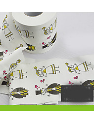 wedding Toilet Paper Napkin (10cm*300cm)