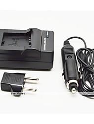chargeur pour hero3 GoPro + / 3 batterie (cordon de voiture inclus, prise EU)