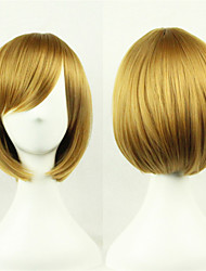 Cosplay Wig/New/Anime COS  Flax Short Blond Hair Wigs