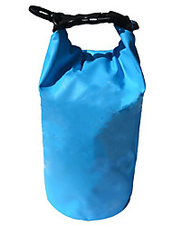 WD-01--10L 500D Dry Tube Bag, Made of Strong Hard-wearing PVC Tarpaulin, with Double Stitching