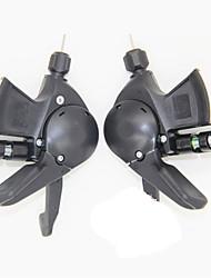 Schaltwerke ( Schwarz , PVC/Synthetik ) - für  Verstellbar/SPD -Aktuelle Geschwindigkeit -Radfahren/Geländerad/Rennrad/Andere/Fixed Gear