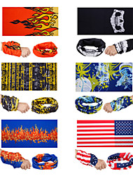 Bandana Bike Cycling,Outdoor Riding Magic Scarf Scarf(2)