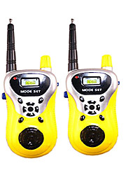 2PCS Real Dialogue Wireless Walkie Talkie Mobile Phone Parent-Child Toy Gifts