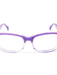 [lentes livres] acetato redondos full-jante óculos de computador prescrição moda das mulheres