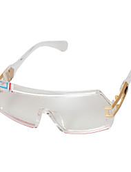 Sunglasses Men / Women / Unisex's Sports / Fashion Oversized Nude / Multi-Color Sunglasses / Sports Full-Rim