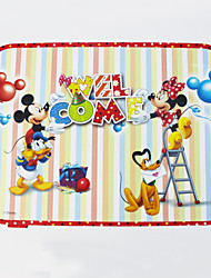 Disney placemats Children Party Decoration 6pcs/lot