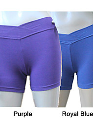 Cotton/Lycra  Cross Band Hot Shorts/Dance Shorts More Colors for Girls and Ladies
