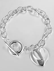 ocasional prata banhado a pulseira de charme pulseira âncora conjuntos de jóias de noiva moda mais quente