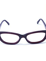 [lentilles] acétate gratuits rondes cerclées ordonnance de la mode des lunettes informatiques des femmes