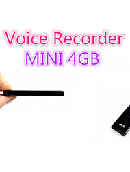 (701)8GB Professional HD Remote Digital Voice Recorder Noise Reduction Super Loud Ultrathin Mini Recorder