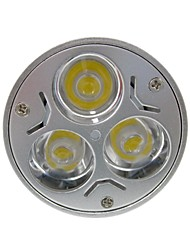 1 pcs MR16 6 W 3 X High Power LED 400 LM K Warm White/Cool White MR16 Spot Lights DC 12/AC 12 V