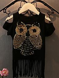 Katoenmix - Zomer - Girl's - T-shirt