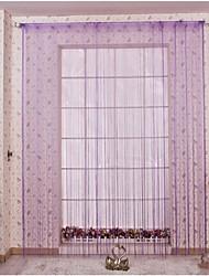 Special Line Curtain /100 * 200 cm, Interior Curtains, Decorative Curtain