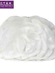 Women's Bag Fashion Chiffon Flower Evening Bags Korean Style Casual Clutch Bag Shoulder Bag Pridesmaid Party Bags