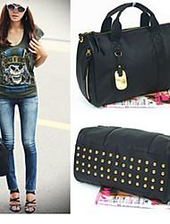 Women's Fashion Casuasl Work PU Leather Bag