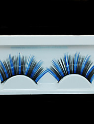sexy lady individual eyelash extension natural eyelashes false eyelashes for party