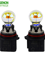 XENCN 12277 PG18.5D-1 12V P13W 2300K Golden Eyes Super Yellow Light Car Bulbs Germany Quality Fog Halogen Lamp