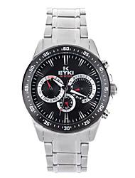 Watch Men's Steel Quartz Wrist Watch