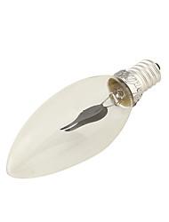 1.5W E14 Ampoules à Filament LED 2 150 lm Rouge Décorative AC 100-240 V 1 pièce