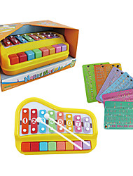 Toy Musical Instrument Musical Cartoon Xylophone Organ for Children Toys