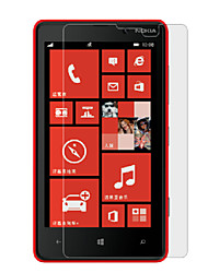 High Definition Screen Protector for Nokia Lumia 820