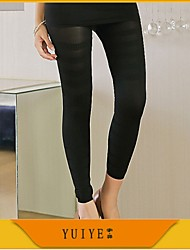 YUIYE® Women Seamless Body Shaper Slimming Leggings Pantyhose Pants Control Panties Slimming Thigh Legs Lift Hips