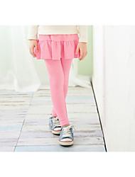 Pantaloni Girl Primavera/Autunno Lana