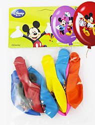 disney ballons 8pcs / sac