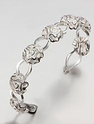 prodotti di vendita caldi partito / lavoro / placcato argento casuale braccialetto bracciale prezzo all'ingrosso
