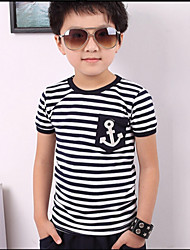 Boy's Fashion Short Sleeve Clothing Sets