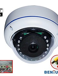 360 Degrees 700 TVL Wide-Angle Infrared Camera