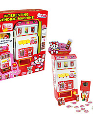 Plastic Automatic vending machine gift  toy for kids