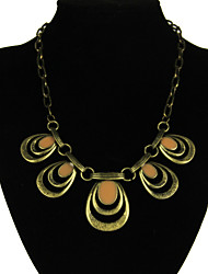 Women's Vintage Bronze Necklaces