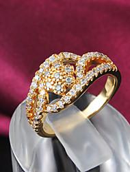 or partie bague de déclaration plaqué vente limitée seigneur des anneaux anneaux pour les femmes