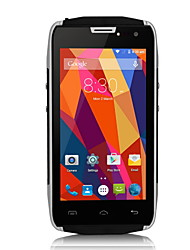 "DOOGEE DOOGEE TITANS2 DG700 4.5 "" Android 5.0 3G-Smartphone (Dual SIM Quad Core 8 MP 1GB + 8 GB Schwarz)"