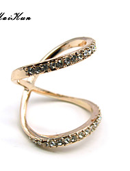 Maikun Scarf Ring Elegant Diamante Scarf Jewelry