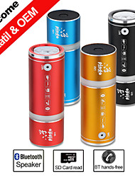 Besteye® W100 Mini Portable Sport Bluetooth Speakers With Hands-free/Micro SD/FM/AUX for Iphone6 Samsung Tablet PC