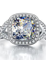 Ringen Modieus / Vintage Bruiloft Sieraden Sterling zilver Dames Statementringen 1 stuks