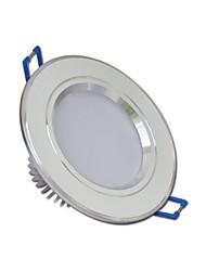 3W LED-Downlights 5 smd 5730 240lm warmweiß / kaltweiß ac 85-265v