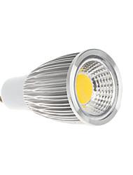 9W GU10 Spot LED MR16 1 COB 750-800 lm Blanc Chaud / Blanc Froid Gradable AC 100-240 / AC 110-130 V 1 pièce