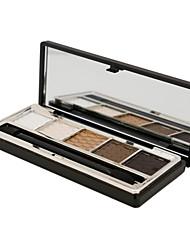 5 Normal Eyeshadow Dry/Shimmer Powder