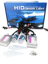 MINGEN®Short Circuit Protection Quick Start 9005 HID Xenon Light Suit AC 55W 6000K