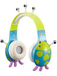 VPRO DE802 Headset High-quality Professional Children Wearing Children Headset Type Hearing Protection