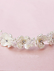 Women Imitation Pearl Hair Band Wedding Headpiece